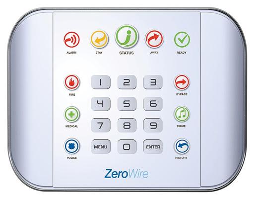 ZeroWire alarmsysteem Alert Systems Breda